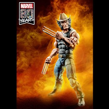 Marvel Legends 80th Anniversary Wolverine Logan Cowboy Action Figure - Pre-Order